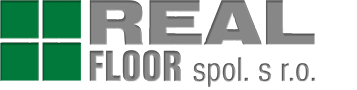 REAL FLOOR s.r.o. Logo